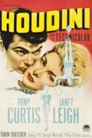 Poster Il mago Houdini