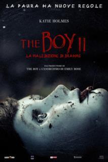 Poster The Boy 2 - La maledizione di Brahms
