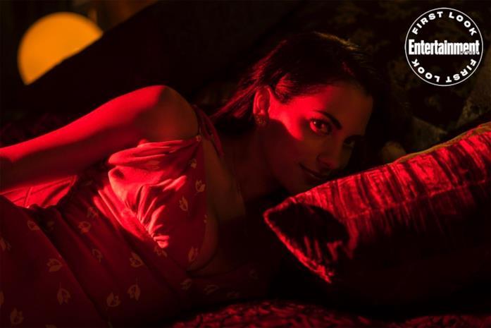 La prima immagine di Eve in Lucifer Stagione 5