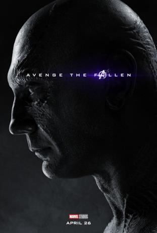 Avenger the fallen, i caduti: Drax