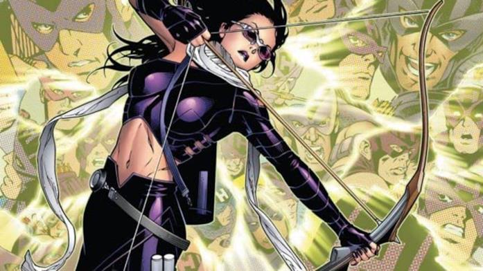 Dettaglio della cover di Young Avengers Presents #6