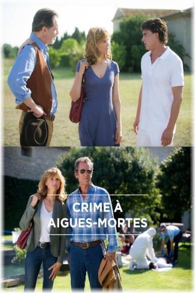 Poster Delitto in Camargue