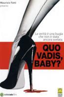 Poster Quo vadis, baby?