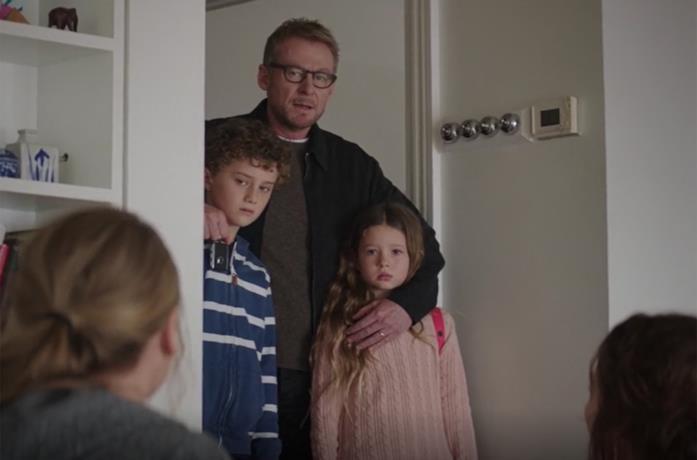 Angel of Mine: Jeremy, Bernard e Lola