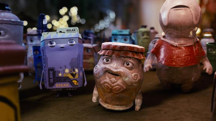Trash, il film d'animazione italiano