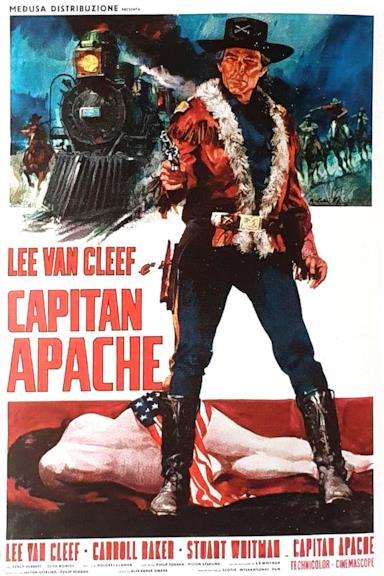 Poster Capitan Apache