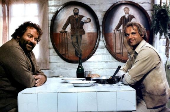 Bud Spencer e Terence Hill, la classifica dei 10 migliori film