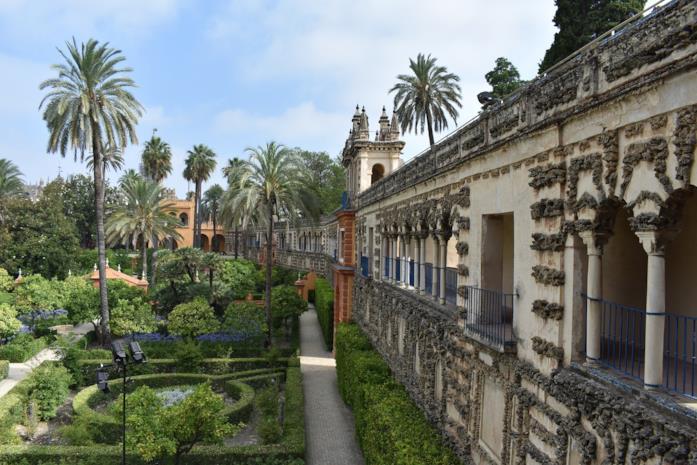 Alcázar a Siviglia