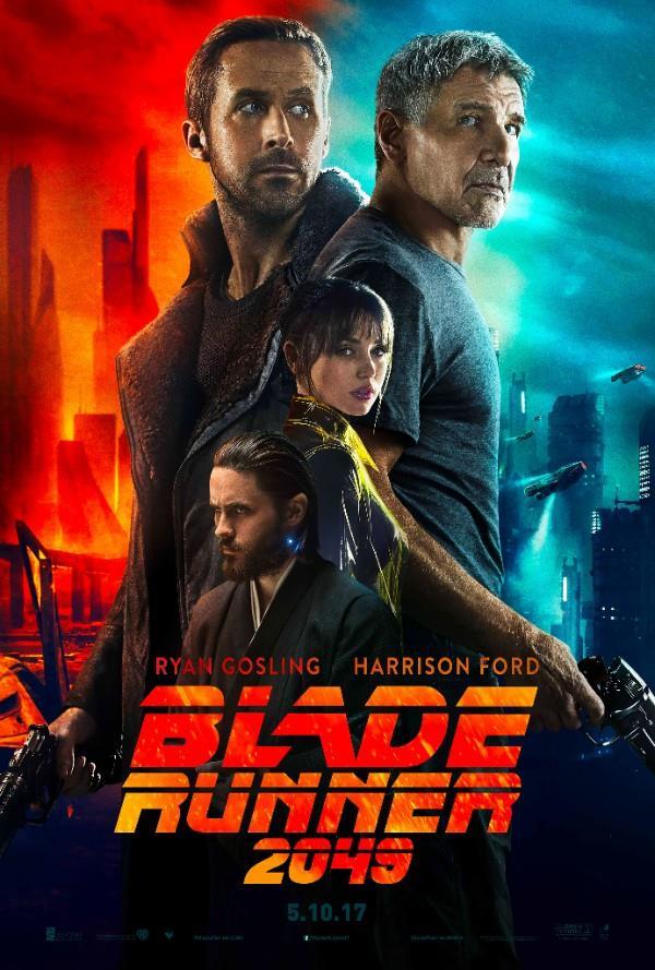 Da Ford a Gosling: i protagonisti di Blade Runner 2049