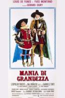Poster Mania di grandezza