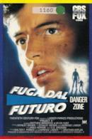 Poster Fuga dal futuro - Danger Zone