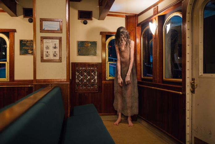 Mara, il demone del sonno, è interpretato da Javier Botet