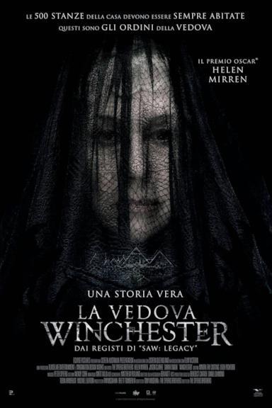 Poster La vedova Winchester