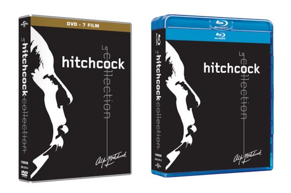 Hitchcock riassunto: i film migliori del regista tornano in home video con la White e la Black Edition