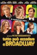 Poster Tutto può accadere a Broadway