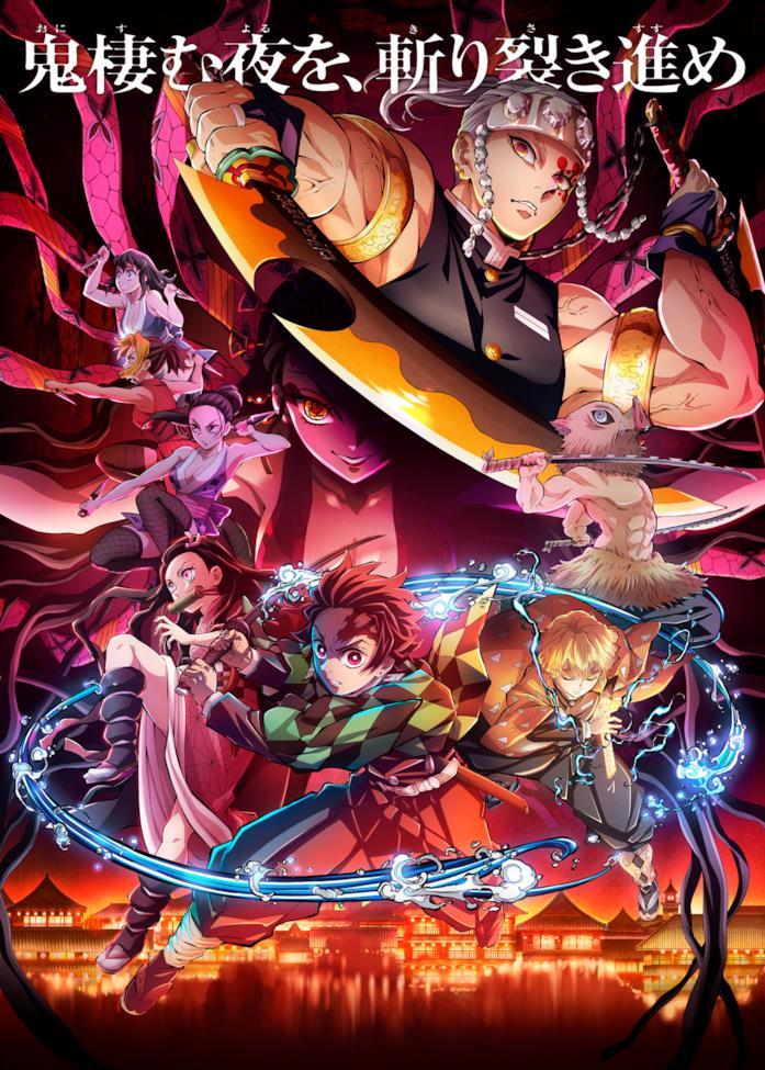 Demon Slayer stagione 2 anime