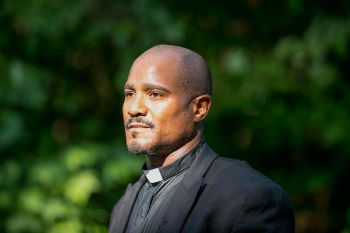 The Walking Dead: Padre Gabriel