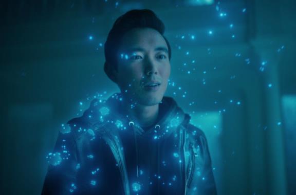 Justin H. Min è Ben in The Umbrella Academy 2