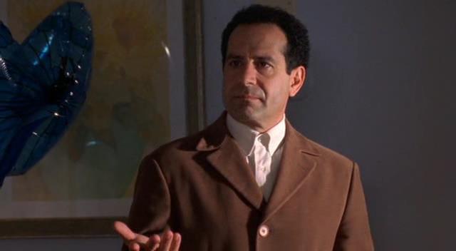 Il Detective Monk all'opera