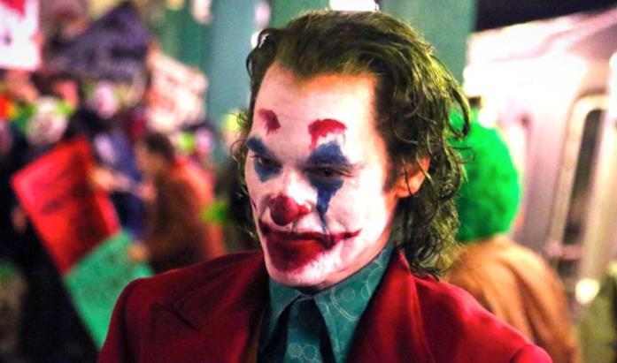 Un'immagine del nuovo Joker
