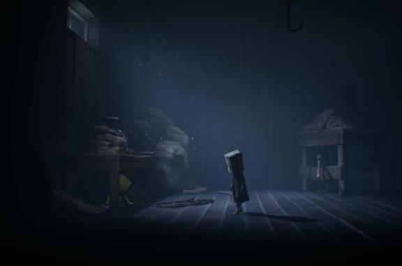 Una scena di Little Nightmares 2