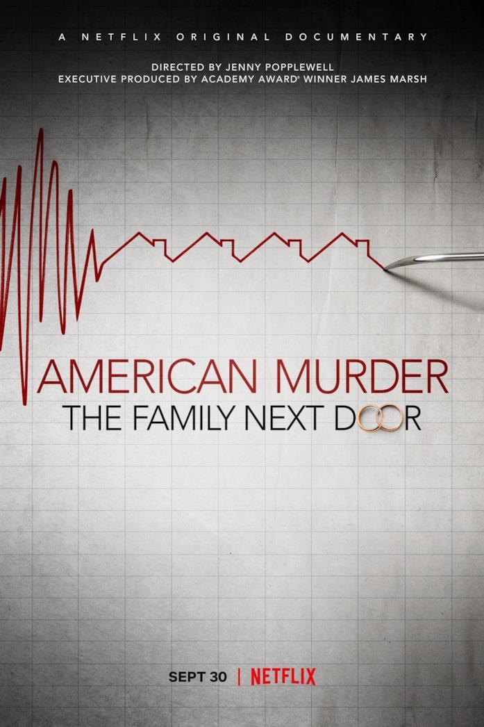 La locandina di American Murder: La famiglia della porta accanto