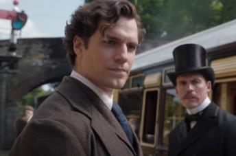 Henry Cavill è Sherlock Holmes