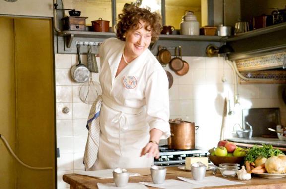 Julie & Julia, c'è la storia di una vera chef dietro il film con Meryl Streep