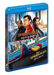 Spider-Man Home Collection 1-2 (Box Set) (2 Blu Ray)
