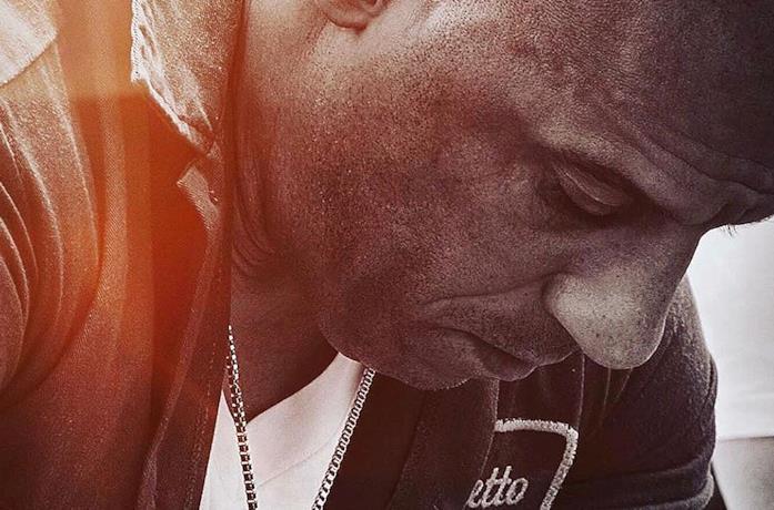 Vin Diesel in una scena di Fast & Furious 8