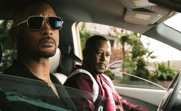 Marcus (Martin Lawrence) e Mike (Will Smith) in una scena di Bad Boys for Life
