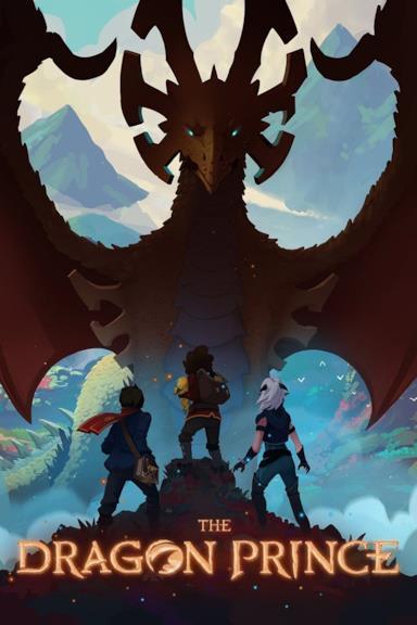 Poster Il principe dei draghi