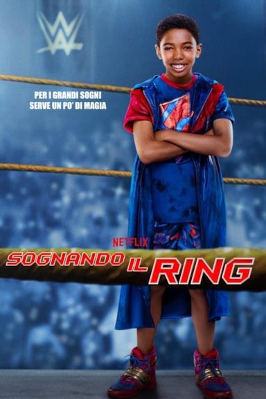 Poster Sognando il ring