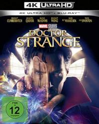 Doctor Strange  (4K Ultra HD) (+ Blu-ray 2D)