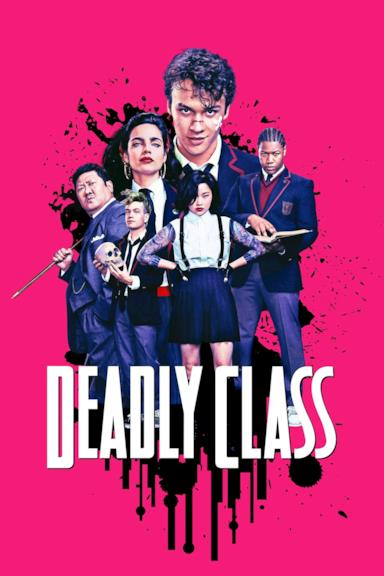 Poster Deadly Class