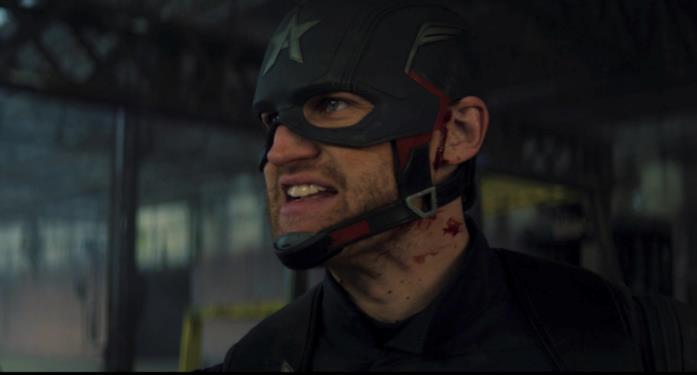 Il nuovo Capitan America John Walker