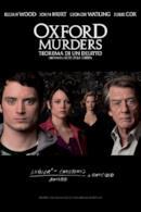 Poster Oxford Murders - Teorema di un delitto