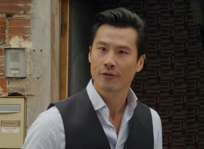 Chao Ling in una scena de Non sposate le mie figlie!