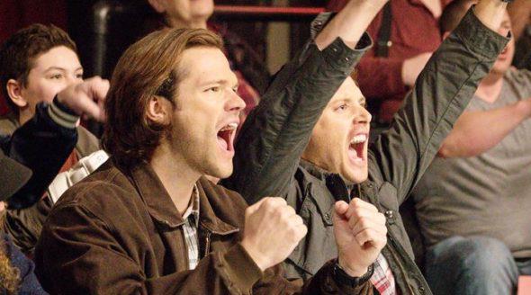 Sam e Dean Winchester in Supernatural