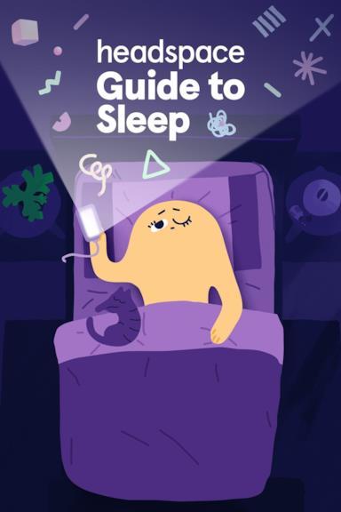 Poster Le guide di Headspace: il sonno