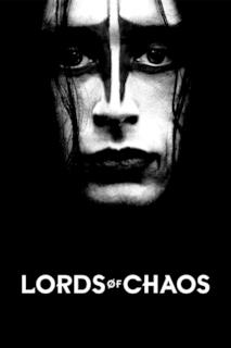 Poster Lords of Chaos