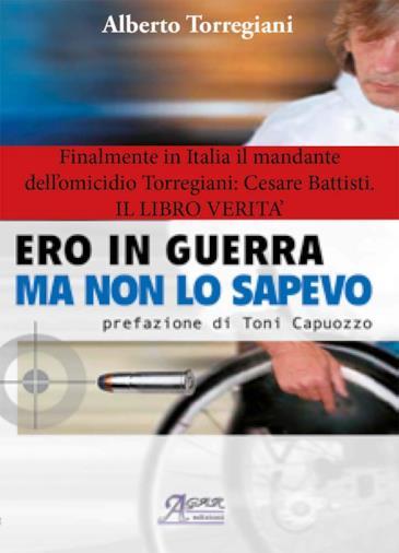 Il libro di Alberto Torregiani