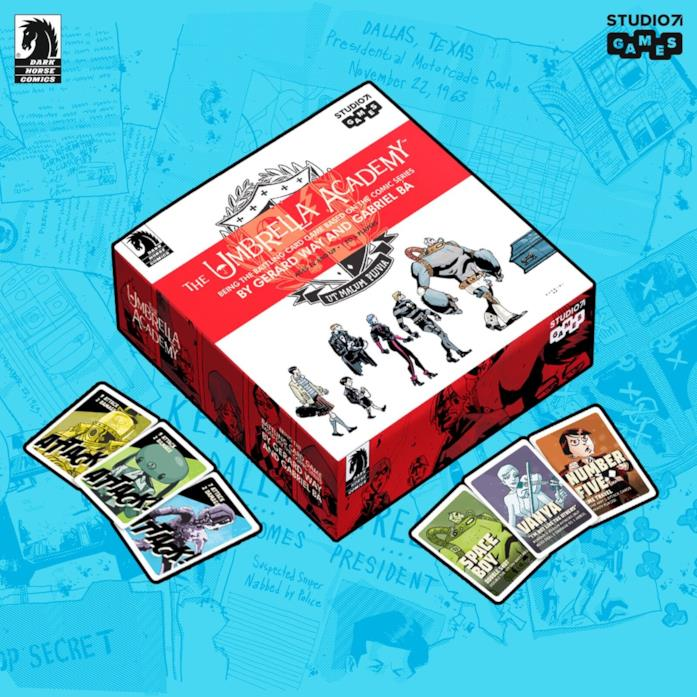 Umbrella Academy dark horse gioco