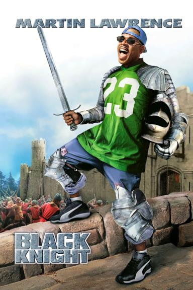 Poster Black Knight