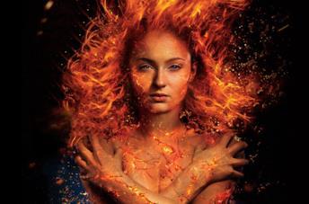 Sphie Turner in X-Men: Dark Phoenix