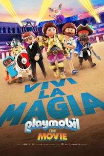 Poster Playmobil - The Movie