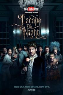 Poster Escape the Night