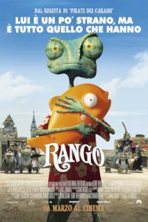 Poster Rango