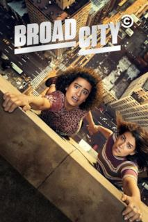 Poster Broad City