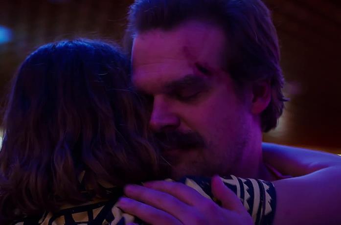 """L'abbraccio tra """"undi"""" e Hopper"""